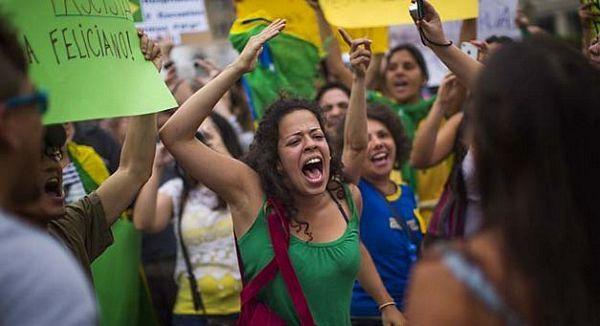 Prva žrtva protesta u Brazilu