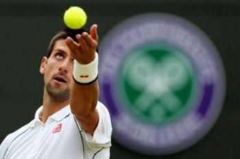 Novak Djokovic w