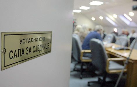 Ustavni sud RS: Nije povrijeđen interes Bošnjaka
