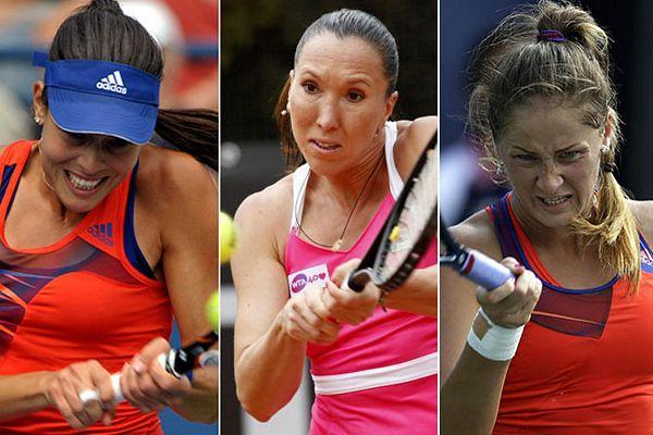 WTA: Srpkinje bez promjena