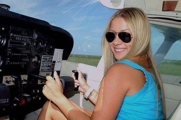 Zašto se ne vjeruje ženskim pilotima?