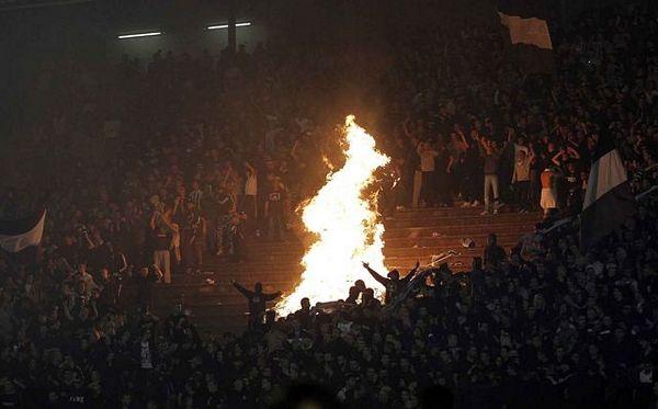 Partizan: Odstranimo huligane iz sporta