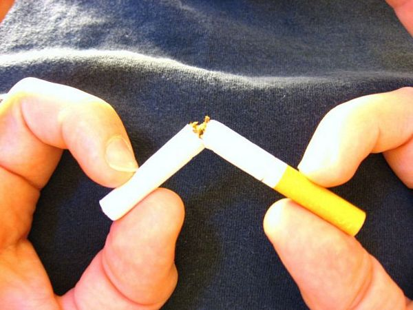 MOGUĆE JE: Ostavite cigarete za 10 dana!
