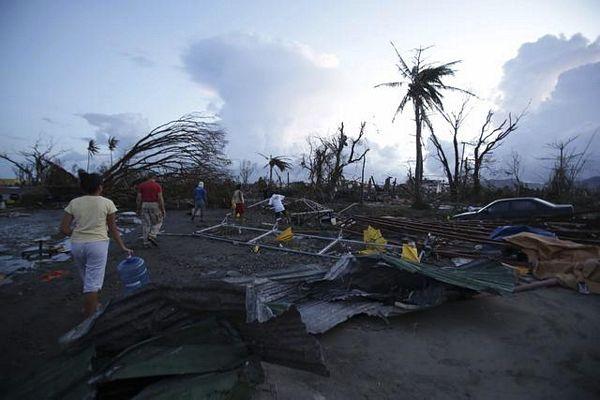 Tajfun usmrtio 1.200 ljudi