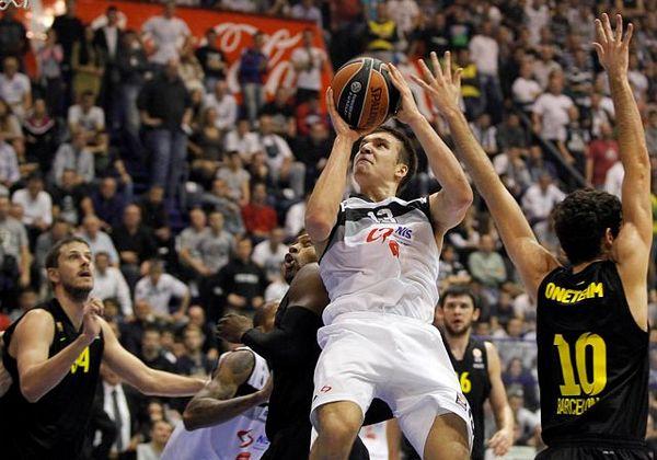 Partizan bez šanse protiv Barselone