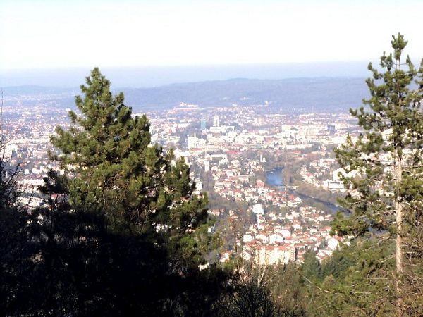 Banj brdo, oaza grada (FOTO)