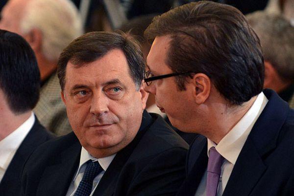 Sve bolja saradnja Srpske i Srbije