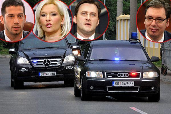 Ministri uz Vučića: Ukinite nam rotacije, nismo ih ni tražili!