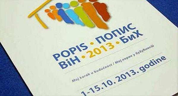 Preliminarni rezultati: U BiH popisane 3.791.662 osobe