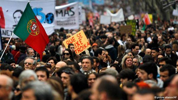 Portugal: Demonstranti zauzeli prostorije četiri ministarstva