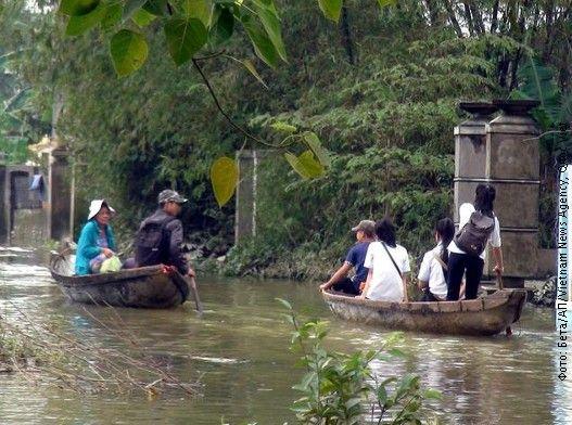 Katastrofalne poplave u Vijetnamu
