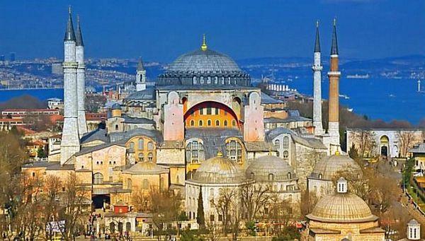 Turska i Grčka u sporu zbog Aja Sofije