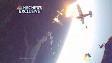Sudar dva aviona, svi preživjeli (VIDEO)