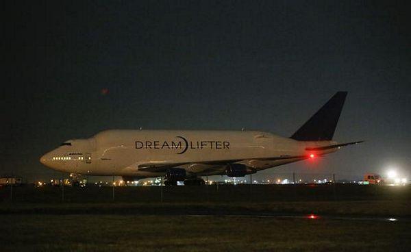 "SAD: Odletio ""zarobljeni"" boing (VIDEO)"