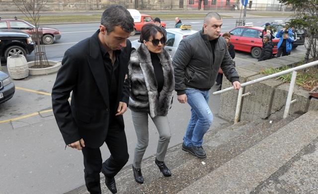 Nastavlja se suđenje Ceci i njenom zetu