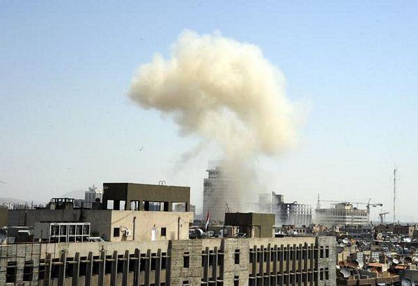 Damask: U eksploziji povrijeđena djeca