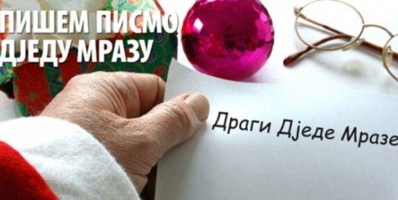 Mališani iz Srpske i ove godine pišu pisma Djeda Mrazu
