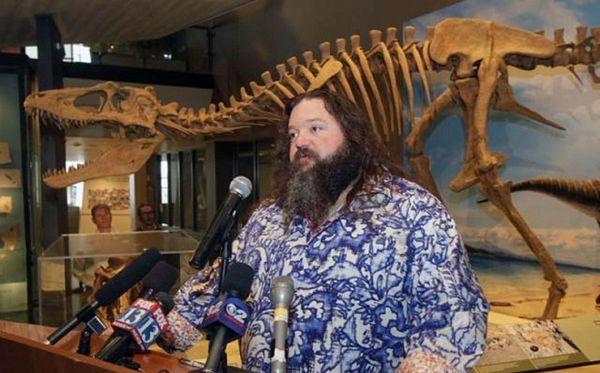 Otkriven fosil dinosaurusa starijeg od svoje vrste