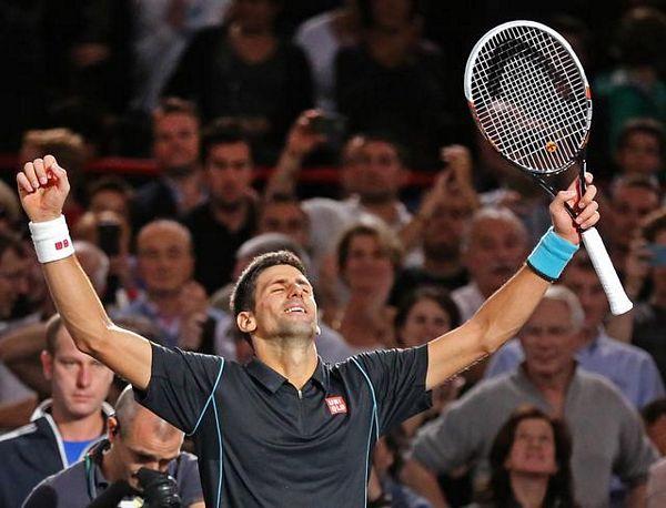 Novak: Igram najbolji tenis u 2013.