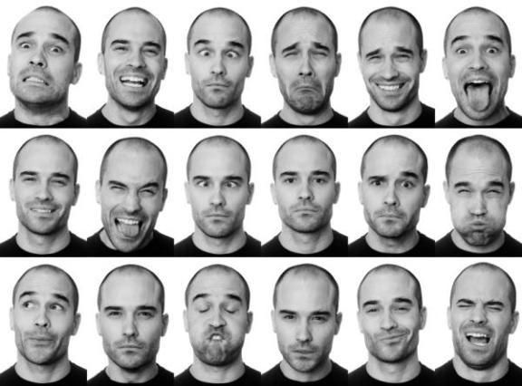 Ekspresijom lica pozivaju na promjene