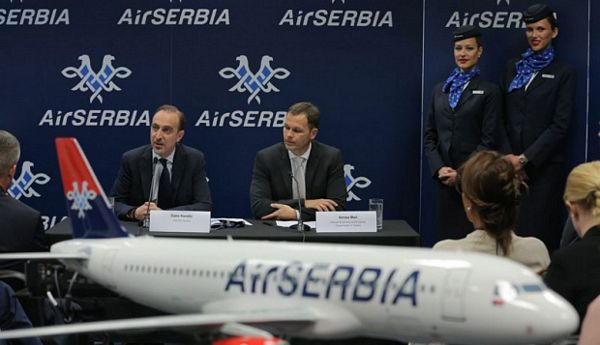 Er Srbija kupuje 10 novih Erbasovih aviona