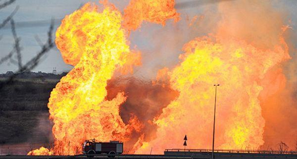 U Poljskoj eksplodirao gasovod