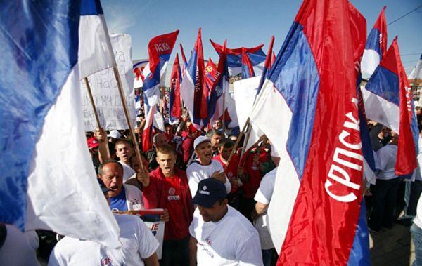 Srpska proglasila pobjedu, slavlje u Gračanici