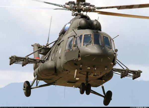 Borneo: Pao helikopter, 13 poginulo