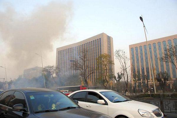 Kina: Novi napad, serija eksplozija