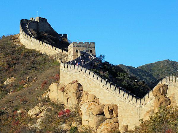 Kineski zid je u opasnosti