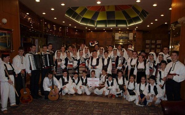 "Humanitarni koncert KUD-a ""Sveti Sava"""