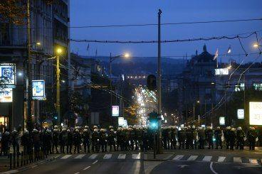 London: Sukob demonstranata i policije