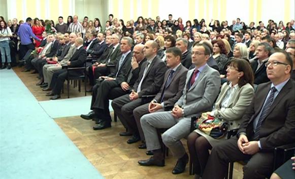 Svečana akademija povodom 35 godina Medicinskog fakulteta