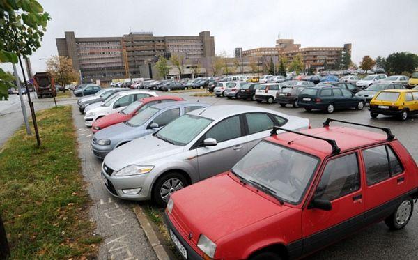Klinički centar dobija novi parking