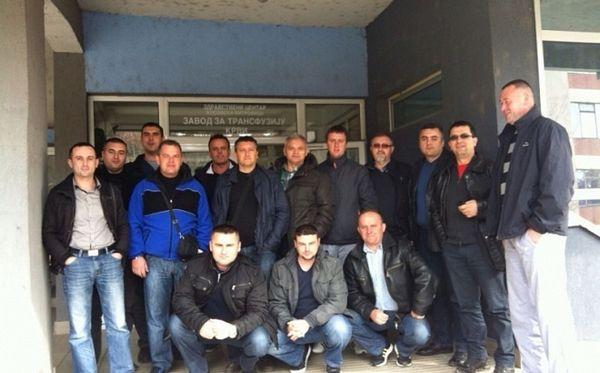 Policajci pomažu Srbima na Kosovu