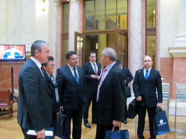 Parlamentarci iz Srpske posjetili kolege u Srbiji