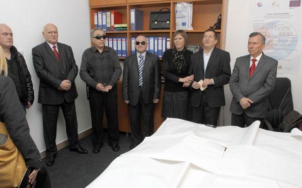Nove prostorije za slijepe