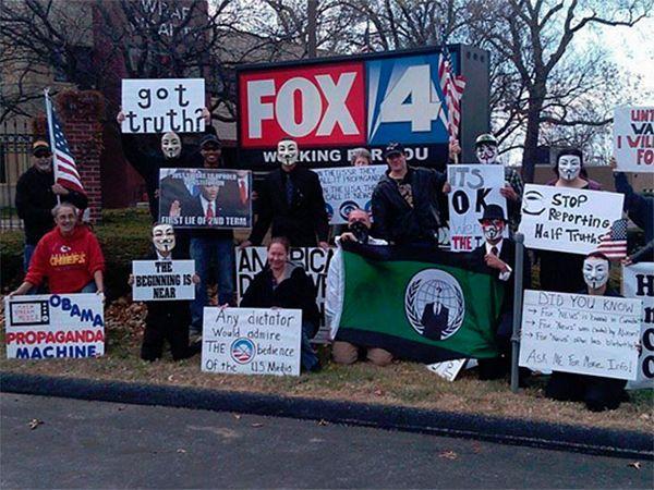"""Demonstracije protiv """"udarnih"""" medija"""