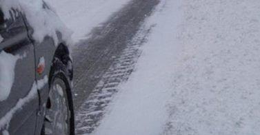Vožnja po prvom snijegu