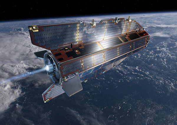 Evropski satelit u nedjelju pada na Zemlju