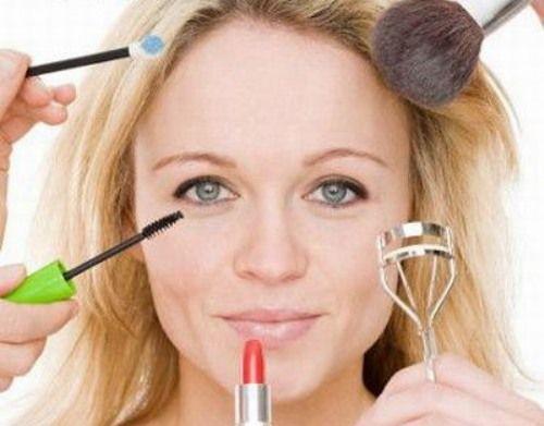 Top 10 grešaka pri šminkanju!