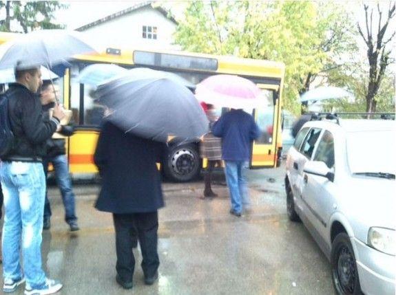 Banjaluka: Sudarili se opel i autobus