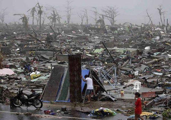 Filipini: Proglašeno stanje prirodne katastrofe