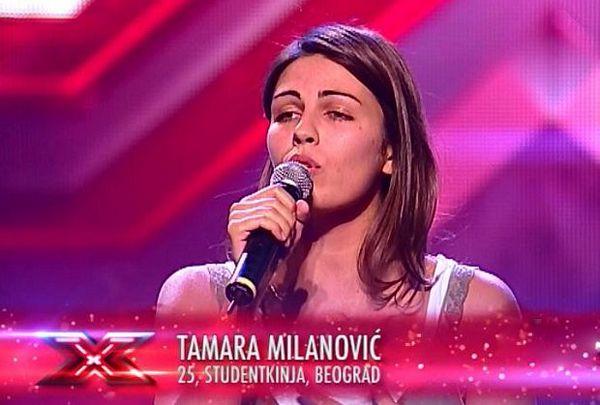 X FACTOR: Tamara rasplakala žiri (VIDEO)