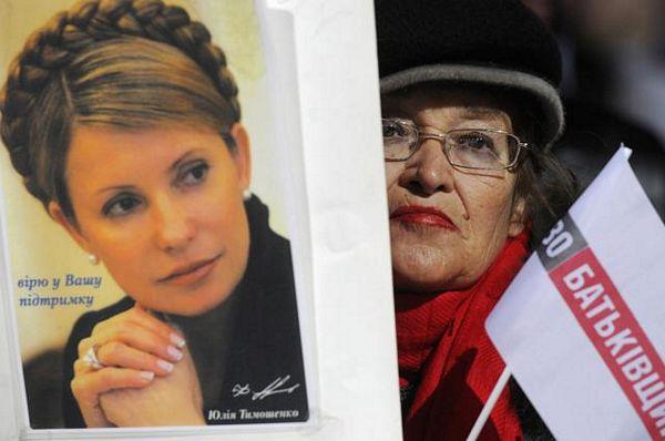 Timošenkova štrajkuje glađu