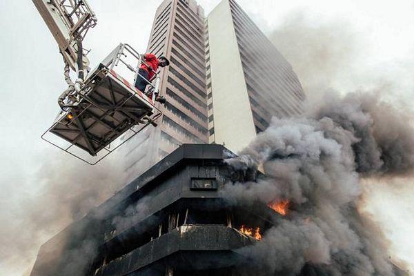 Nigerija: Strušila se zgrada
