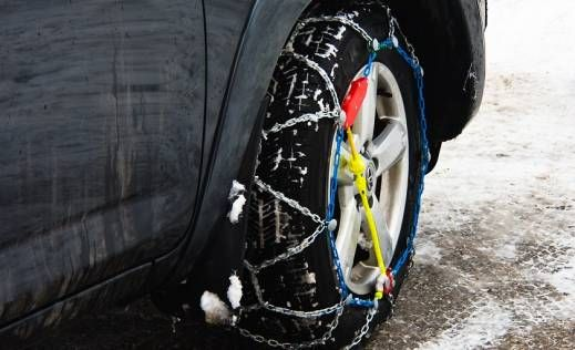 Posebne kontrole zimske opreme
