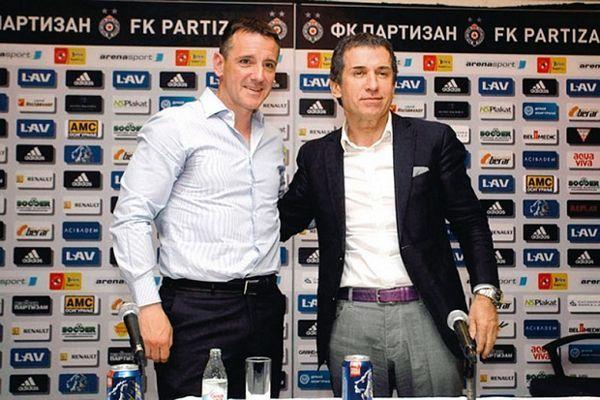 Partizan već danas promoviše Nikolića?
