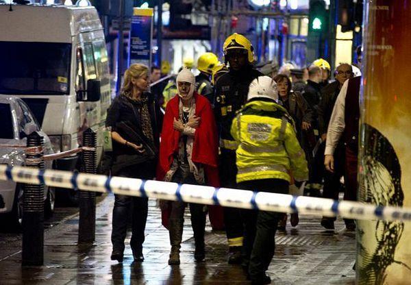London: Pao balkon u teatru, 88 povrijeđenih