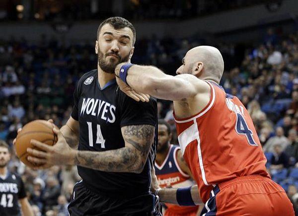 NBA: Peković bolji od Raduljice
